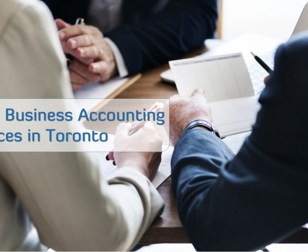 Small Business Accounting Services in Toronto