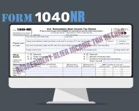 Form 1040-NR