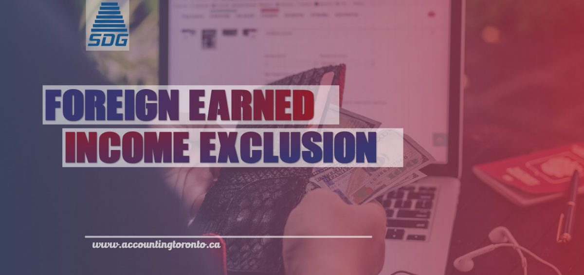 Foreign Earned Income Exclusion