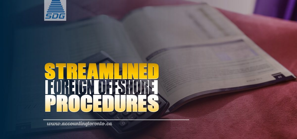 Streamlined Foreign Offshore Procedure