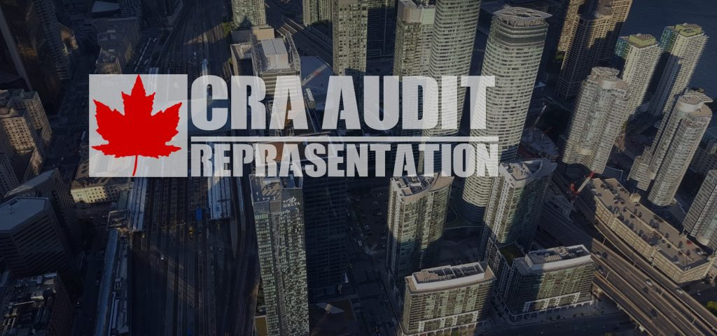CRA Audit Representation