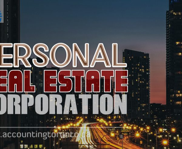Personal Real Estate Corporations