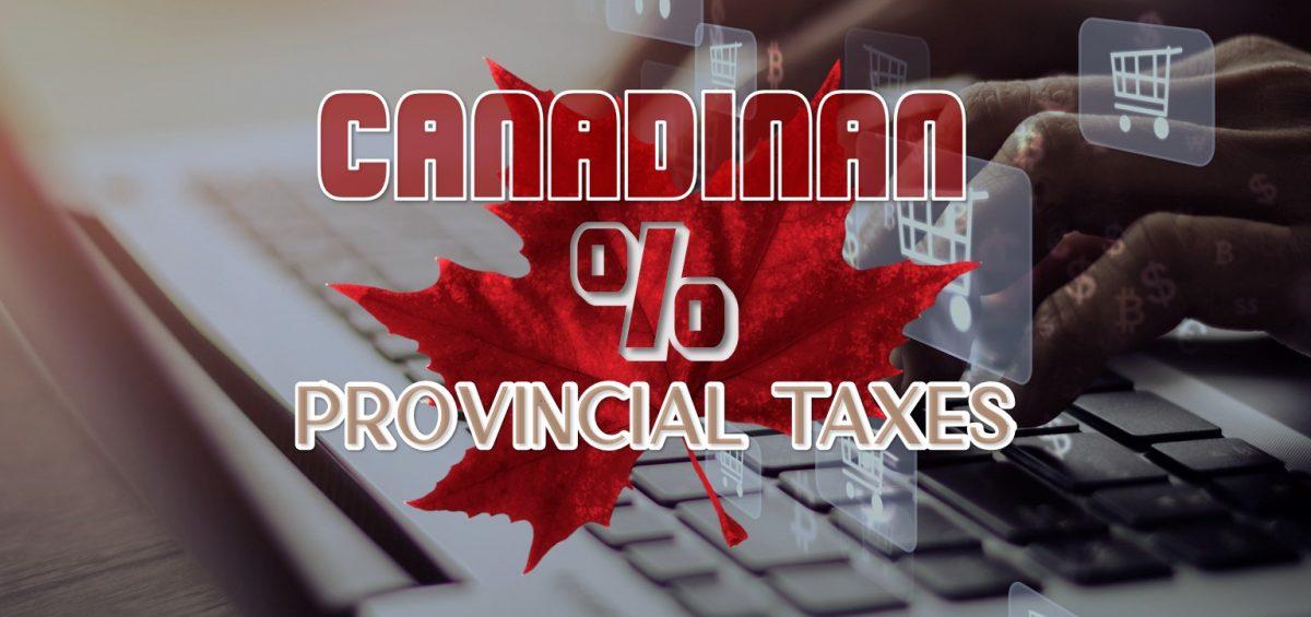 Provincial Sales Tax